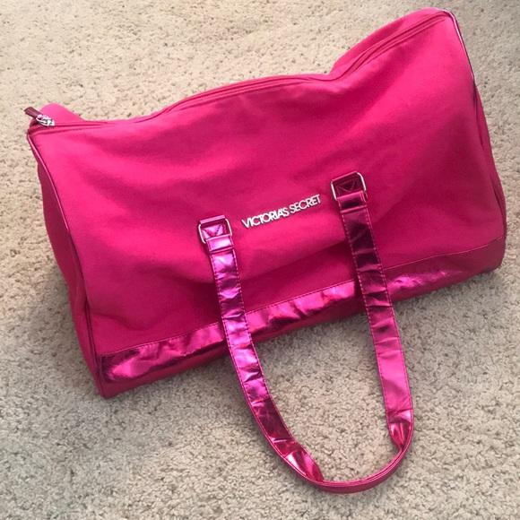 Victoria's Secret Handbags - Victoria Secret Duffle Bag